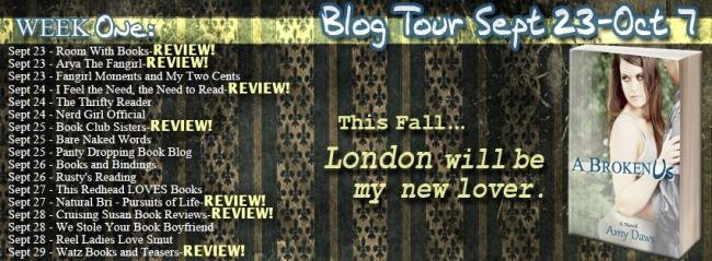 ABU-Blog Tour-Week 1