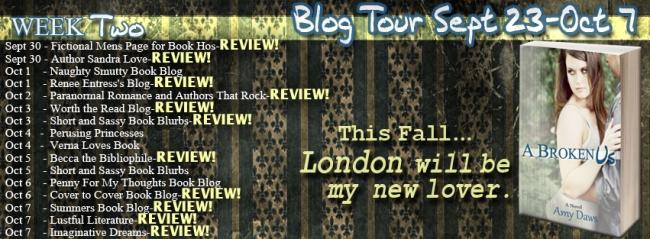 ABU-Blog Tour-Week 2