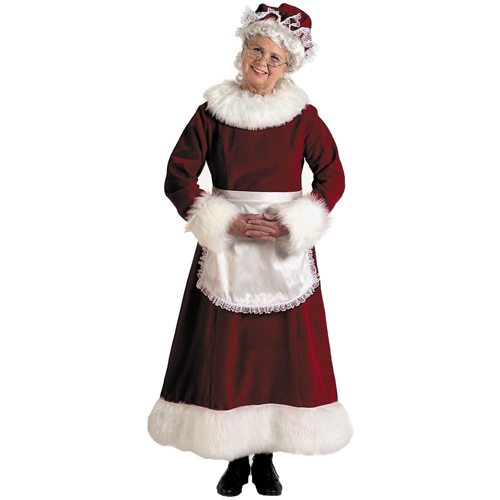 What is mrs claus first name