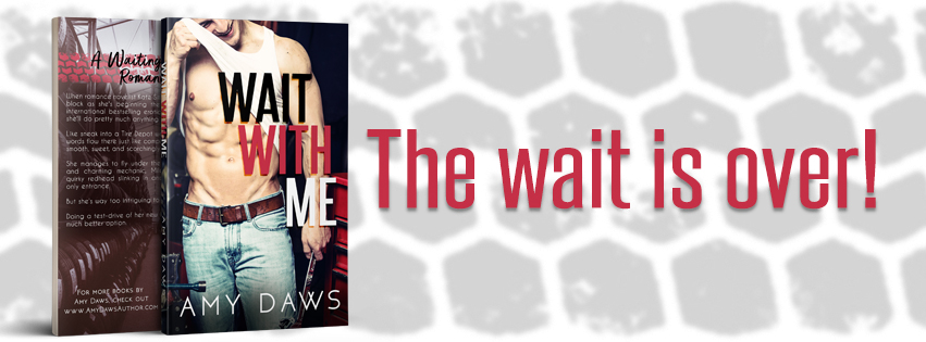 Release Blitz: Wait With Me by Amy Daws