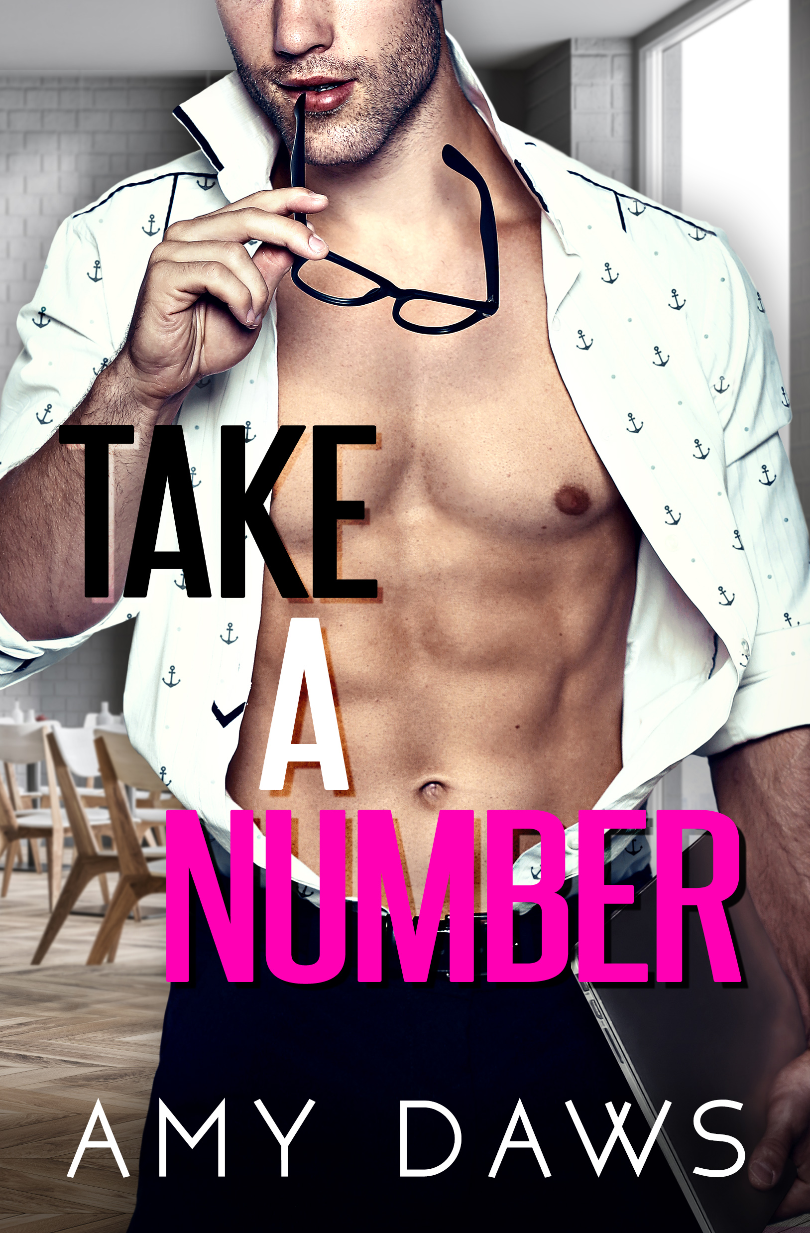 Take A Number-front-no apple